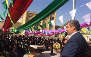 مدیر کل آموزش و پرورش استان قزوین: در سال تحصیلی جدید به دنبال تحول بنیادی ، ارتقا مدیریتی و نشاط تربیتی هستیم