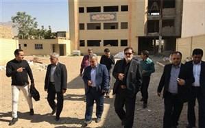 بازدید معاون عمرانی وزیر آموزشوپرورش از مدارس استان اصفهان