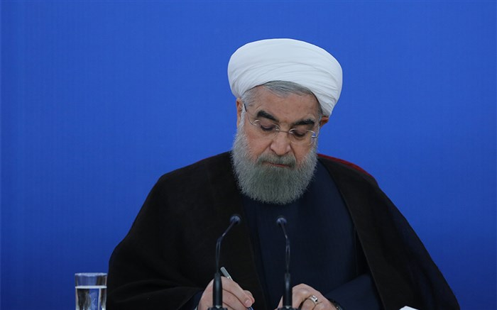 پیام تسلیت  دکتر روحانی به مناسبت درگذشت کارشناسان بنیاد مسکن استان اردبیل