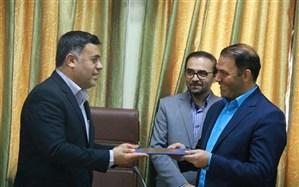 """""""سعید تجلی صفا """" به سمت """"رئیس اداره استعدادهای درخشان آموزش و پرورش استان سمنان """" منصوب شد"""