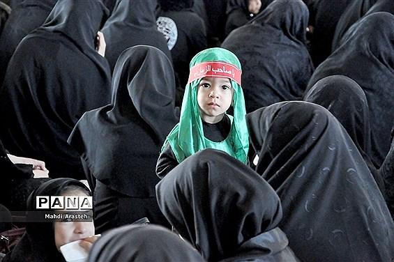 همایش شیرخوارگان حسینی درشهرستان خوسف