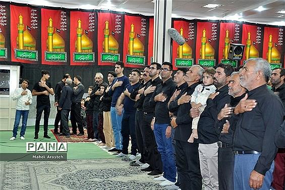 همایش بصیرت عاشورایی درشهرستان خوسف