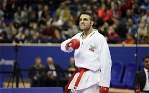 لیگ جهانی کاراتهوان؛ یاری و پورشیب طلایی شدند