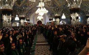 """ششمین اجتماع بزرگ دانش آموزان عزادار حسینی """" احلی من العسل"""""""