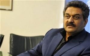 ریاست مسعود سلیمانی بر فدراسیون اسکواش تمدید شد