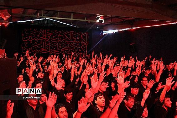 عزاداران حسینی در یزد