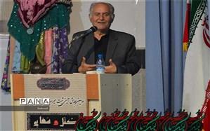 تعزیه میرعزای کاشانی و گروه روح الامین در نوش آباد رونق گرفت