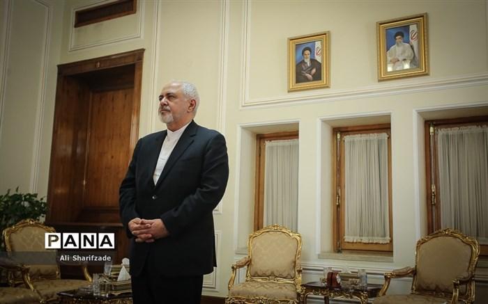 دیدارهای امروز محمدجواد ظریف