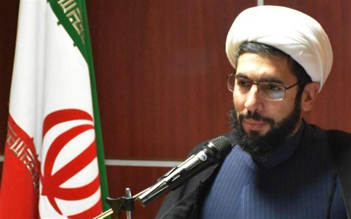 حجت الاسلام رستمی - رئیس نهاد رهبری
