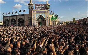 تجمع بزرگ حسینیان اردبیل در روز تاسوعا و عاشورا برگزار می شود