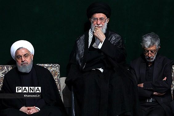 سومین شب عزاداری ایام محرم ۱۴۴۰ در حسینیه امام خمینی