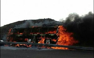 قائم مقام سازمان راهداری عنوان کرد: راننده تانکر مقصر ۱۰۰ درصدی تصادف اخیر بوده است