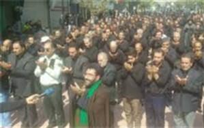 گرامیداشت عاشورای حسینی در قیامدشت