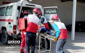 امدادرسانی به 9318 نفر در تاسوعا و عاشورای حسینی