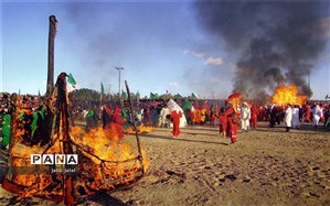 آیینهای سنتی و مذهبی محرم نوش آباد برگزار نخواهد شد