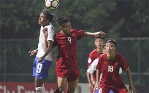 فوتبال قهرمانی نوجوانان آسیا؛ هندیها ایران را ته جدولی کردند