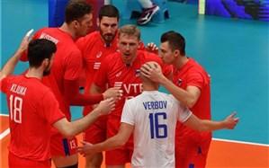 والیبال قهرمانی جوانان جهان؛ بازی مرگ و زندگی روسها را به نیمهنهایی رساند