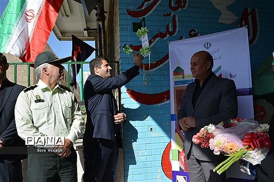 آیین جشن شکوفه ها در شهریار