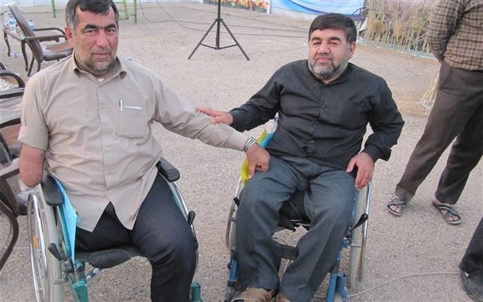 شهادت جانباز ۷۵ درصدجنگ تحمیلی در حمله تروریستی صبح امروز اهواز