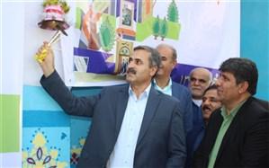 زنگ غنچه ها و شکوفه ها در مدارس بوشهر نواخته شد