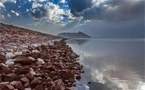 توقف روند کاهشی تراز دریاچه ارومیه