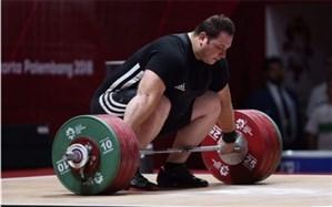 سعید علیحسینی المپیک 2020 را از دست داد