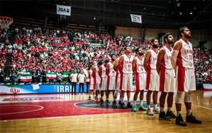 لیست نهایی تیم ملی بسکتبال برای دیدار مقابل ژاپن و استرالیا