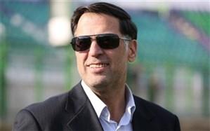 سعید آذری: پدر تیم ما را اشتباهات داوری 17 هفته اخیر در آورده است
