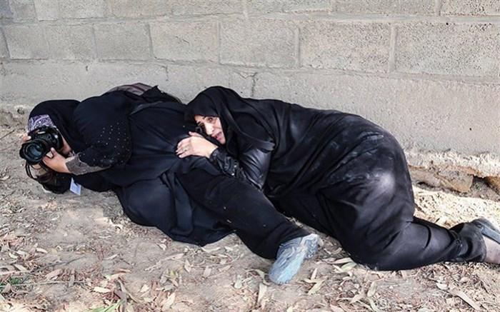 روایت شنیدنی عکاس حاضر در حمله تروریستی اهواز از فداکاری سربازان