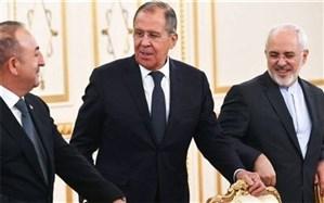 تاکید ایران، روسیه و ترکیه بر حل و فصل اوضاع سوریه