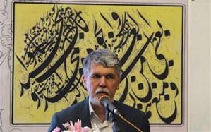 صالحی: خوشنویسی دریچهای برای دیپلماسی با جهان اسلام است
