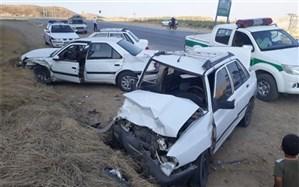 مرگ روزانه ۴۵ نفر در تصادفات رانندگی
