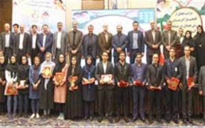 تجلیل از افتخارآفرینان همدانی در مسابقات آسیایی جاکارتا