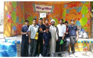 333 نفر از دانش آموزان استان قزوین در تابستان امسال به اردوهای بنیاد علوی اعزام شدند