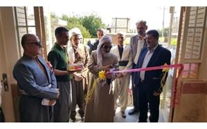 مدرسه سه کلاسه مشارکتی روستای پیرصفا در شهرستان مریوان افتتاح شد