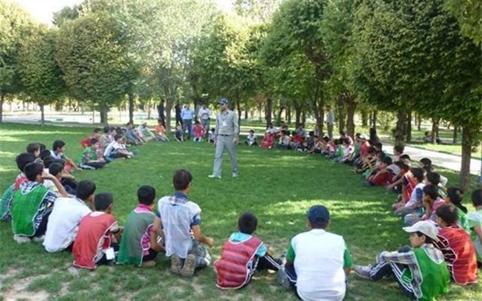 اردوگاه های دانش آموزی