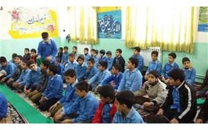 نماز محوریت اصلی مدارس استان قم در سال جدید