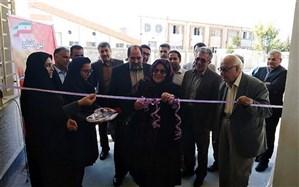 مدرسه 3 کلاسه خیرساز حاجیه مولود سوته کشی در روستای محمد آباد گرگان افتتاح شد