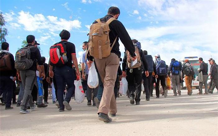اسکان روزانه 500 زائر خارجی در اردبیل