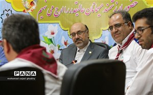 برگزاری اولین جلسه مدیران دانش آموزی مناطق 19 گانه شهر تهران