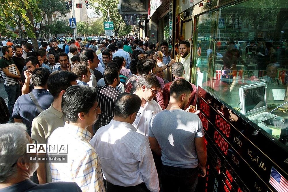 سقوط آزاد قیمت ارز و سکه