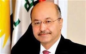 پیام تبریک سفیر ایران در عراق به رئیسجمهور جدید این کشور