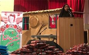 برگزاری جشن عاطفه ها در استان چهارمحال و بختیاری همزمان با سراسر کشور