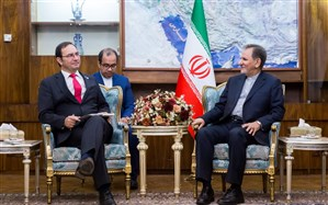 ایران برای توسعه خواهان استفاده از همه ظرفیتهای سازمان بین المللی استاندارد است