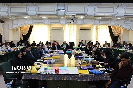 برگزاری همایش مدیریت مورد ( اورژانس اجتماعی دانش آموزان)