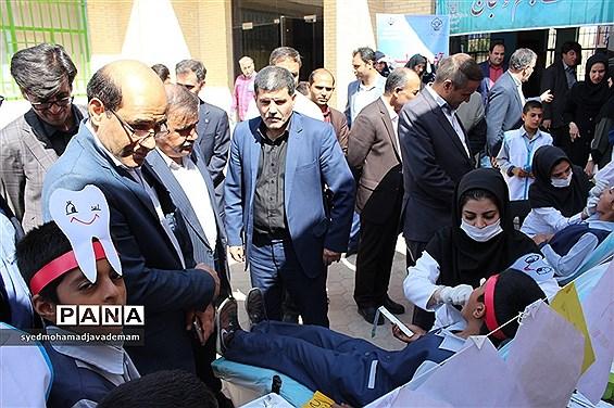 طرح دهان عاری از پوسیدگی در مدارس استان یزد اجرایی می شود