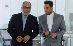 عکسی تازه از فیلم جدید مهران مدیری و رضا گلزار