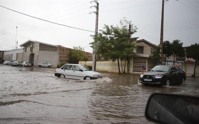 رکورد شکنی 17 ساله بارندگی در مازندران