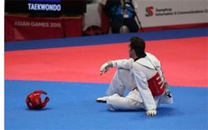 مهدی خدابخشی جواز حضور در اردوی تیم ملی تکواندو را دریافت کرد