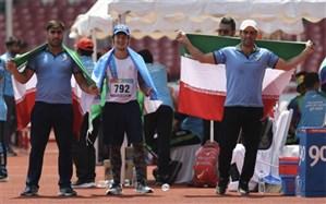بازیهای پارا آسیایی جاکارتا؛ سیفیپور دومین طلایی کاروان ایران شد